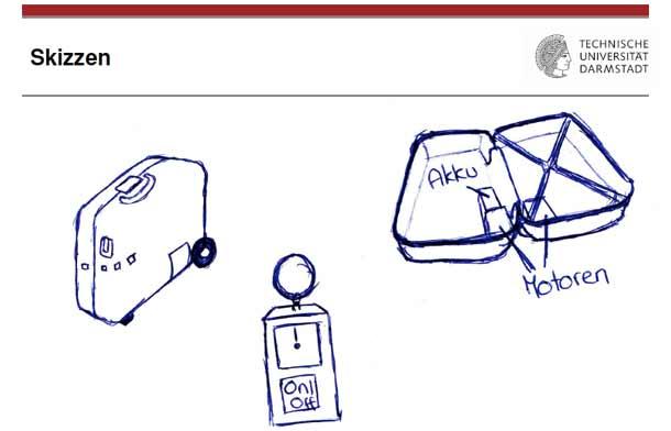 Innovation: Folgsamer Koffer