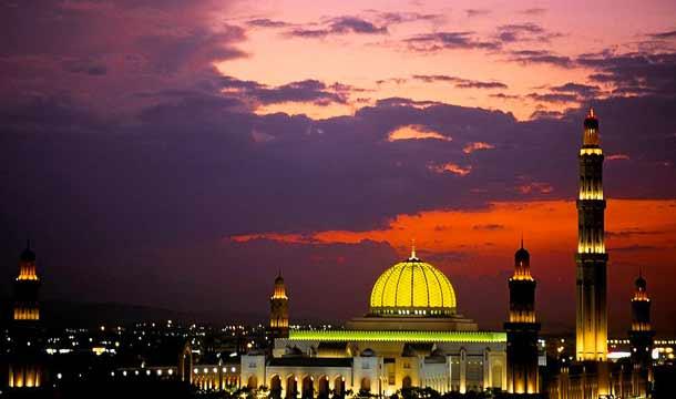 Maskat ist die Hauptstadt des Sultanats Oman
