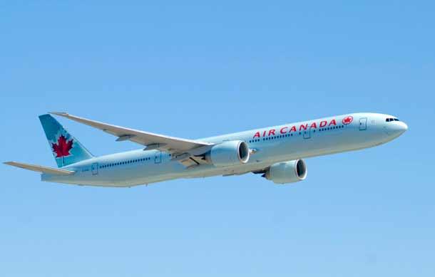 Air Canada: Boeing B777