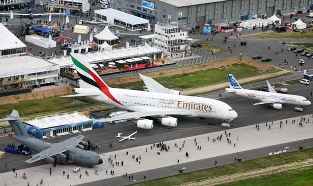 ILA: Berlin Air Show