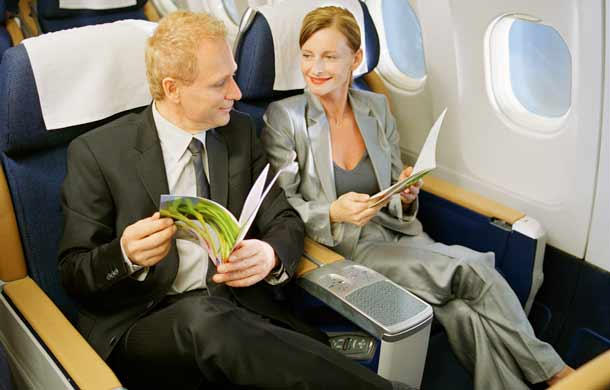 SAS bietet für Geschäftsreisende einen Mehrwert