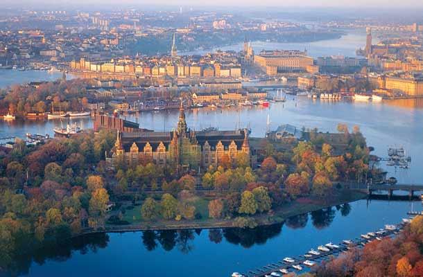 Schweden-Wanderstudienreisen mit Dertour