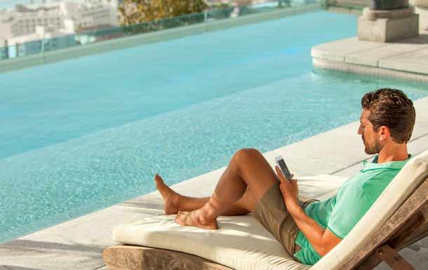 Immer mehr Reisende nutzen immer öfter ihr Smartphone für Urlaubsinformationen (Foto: TUI)