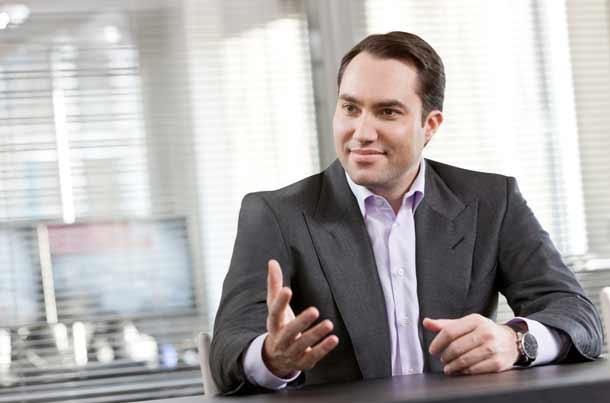 HRS-Geschäftsführer Tobias Ragge