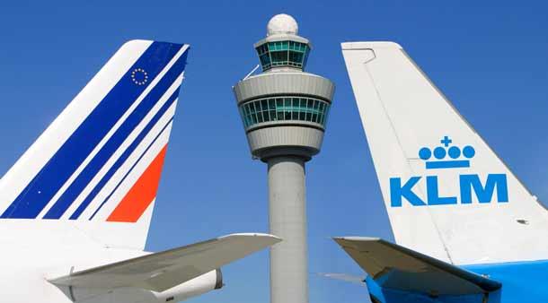 Air France und KLM fliegen öfter nach Ostafrika