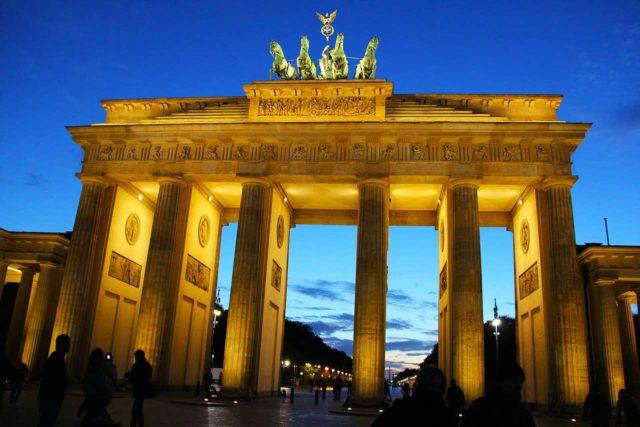 Berlin ist das beliebtestes deutsche Städtereiseziel der Österreicher. Dann folgen die Städte München und Hamburg (Foto: Sharon Ang, Pixabay)