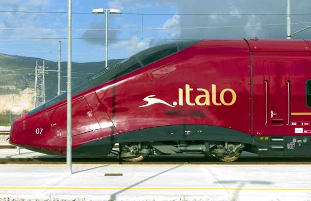 High-Speed-Zug Italo