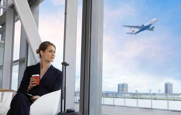 Ein Powertool für Geschäftsreisende mit persönlichem Service bietet BCD Travel Direct (Foto: Austrian)