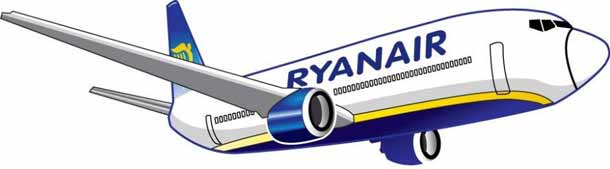 Ryanair Low Cost Carrier