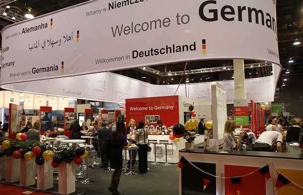 Geschäftsreisemarkt Deutschland