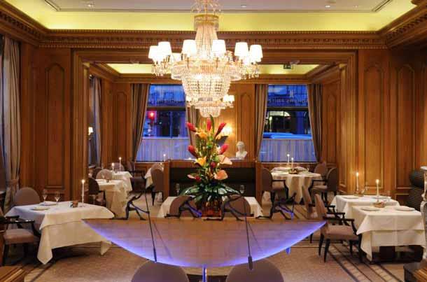 Restaurant im Hotel Regent Berlin