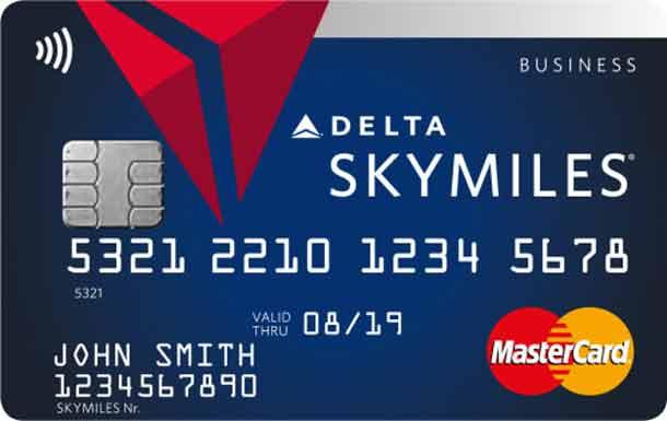 Delta SkyMiles Kreditkarte