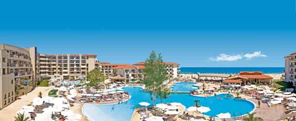 Bulgarien: Miramar-Beach-Hotel