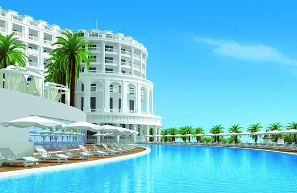 Hotel  Sterne Turkei