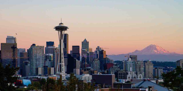 Millionenmetropole Seattle ist eine der fünf schönsten Megacities in den USA (Foto: CommunistSquared [CC0], via Wikimedia Commons