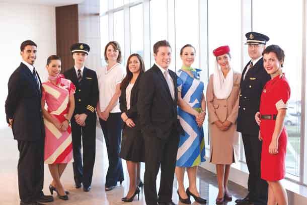Emirates sucht Mitarbeiter