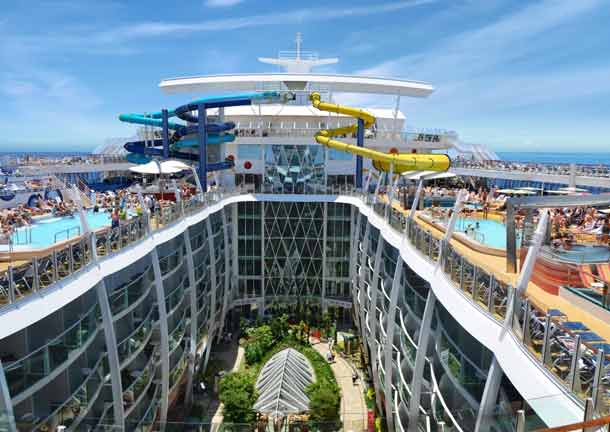 Royal Caribbean: Der Gigant heißt Harmony of the Seas