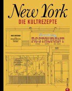 Buchtipp: New York. Die Kultrezepte