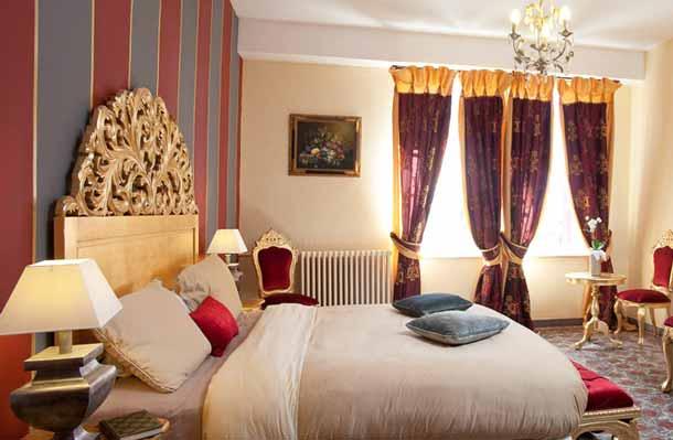 Upgrade in den Relais du Silence Hotels