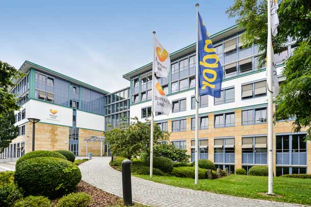 Thomas Cook-Zentrale in Oberursel