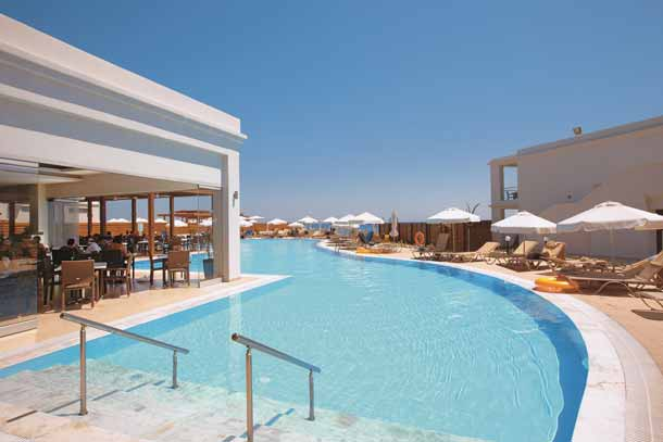 Rhodos: lti Asterias Beach Resort