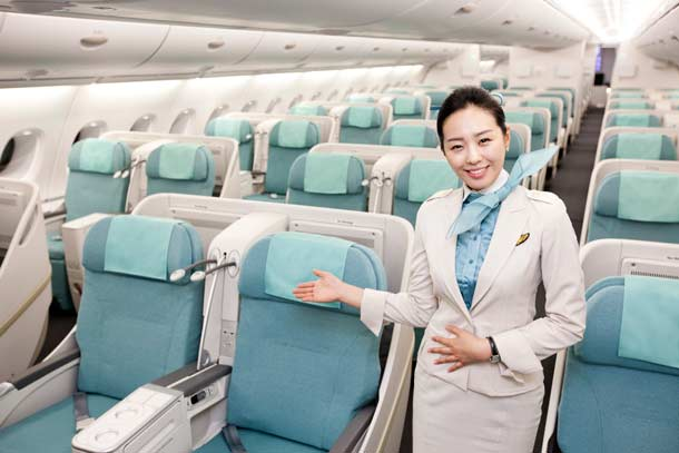 Korean Air: Airbus A380 Prestige Class