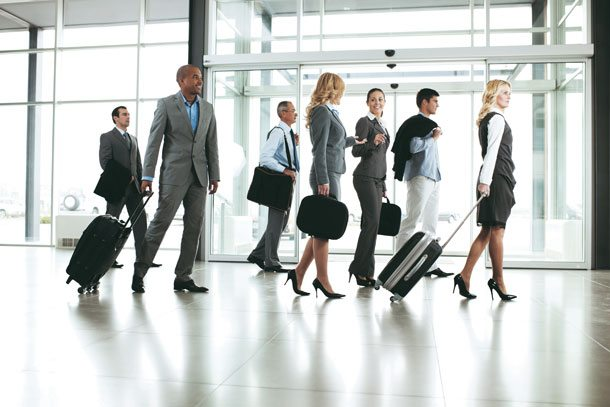 Sicher, gesund und stressfrei auf Geschäftsreisen gehen: Wichtige Tipps für Geschäftsreisende und Travel Manager (Foto: iStock)