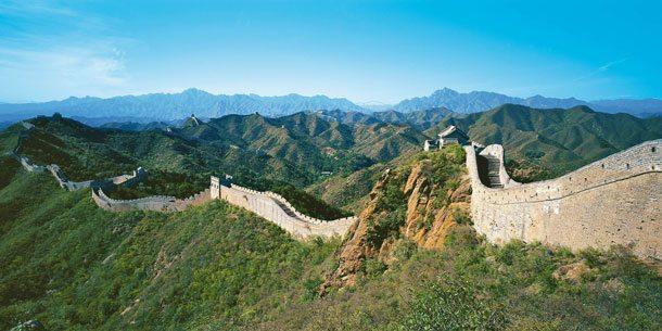 China: Große Mauer
