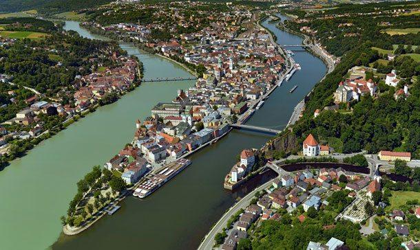 """Die """"Junge Donau"""" von Passau aus stromaufwärts entdecken"""