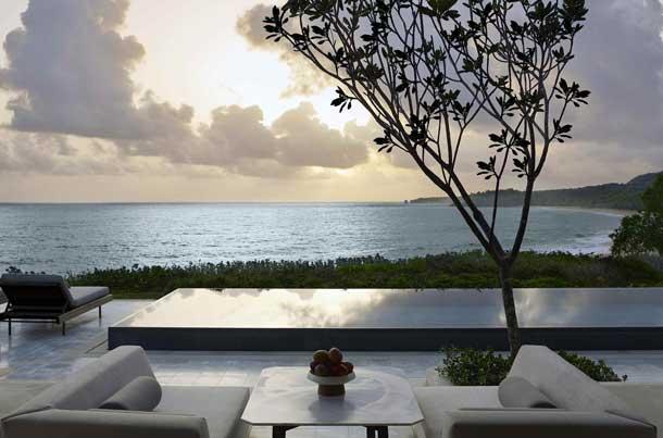Amanera ist das Luxusresort für verwöhnte Golfurlauber