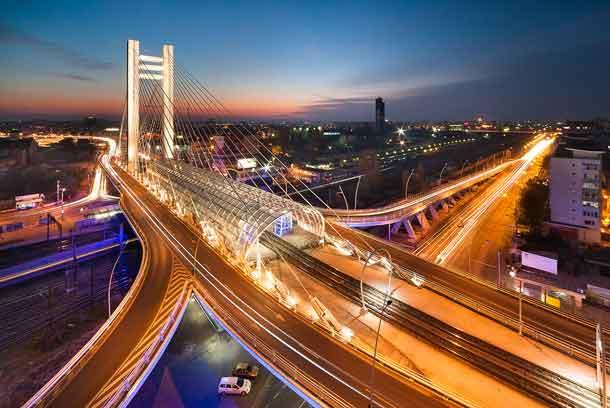 Die Infrastruktur in Bukarest ist einer der Schwerpunkte der ausländischen Investoren, aber noch ist viel zu tun (Foto: Mihai Petre, Wiki Commons)