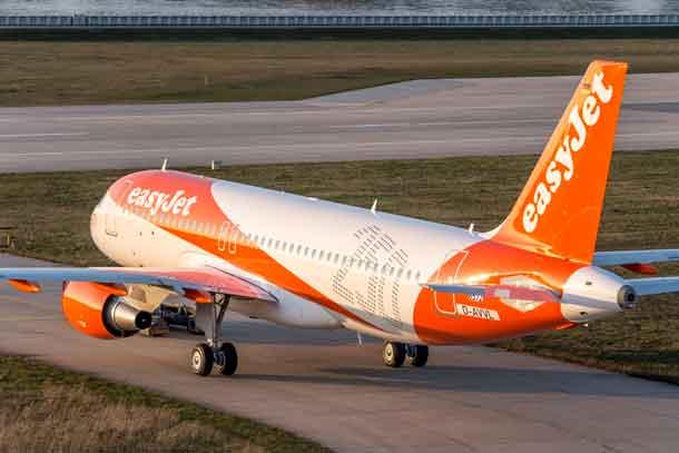 easyJet: 250. Airbus im Einsatz