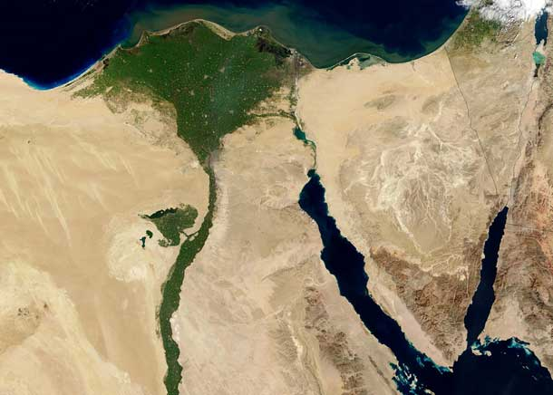 Ägypten: Die Terrorgefahr hält an