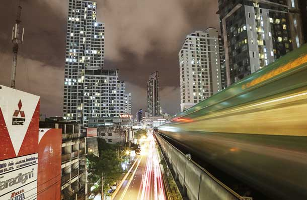 Bangkok: Skytrain