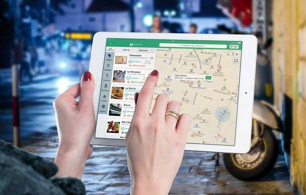 Mit iPad und Apps auf Geschäftsreisen