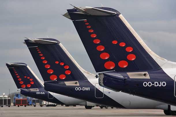 Brussels Airlines fliegt von der EU-Metropole Brüssel die Hansestadt Bremen an