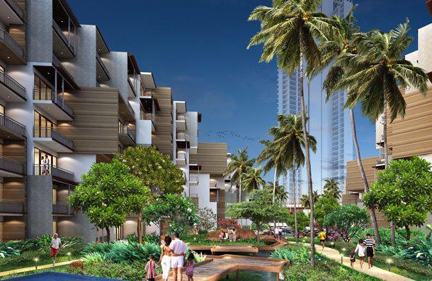 Die Centara Hotels & Resorts eröffnen im Dezember 2015 ihr achtes Hotel in der beliebten Urlaubsregion Pattaya. Das führende Hotelunternehmen Thailands baut damit seine Präsenz in der Provinz Chon Buri weiter aus (Illustration: CHR)
