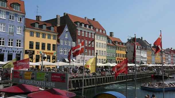 Kopenhagen, die Hauptstadt Dänemarks, wird ab 2016 von der Airline SAS wieder von Wien aus angeflogen (Foto: Pixabay)