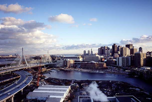 USA: Boston ist für viele Geschäftsreisende eine wichtige Destination in den USA