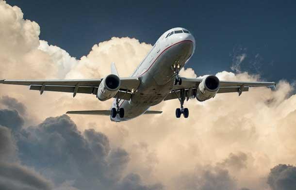 No go herrscht ab 25. Oktober im Luftverkehr zwischen Russland und der Ukraine (Foto: Pixabay)