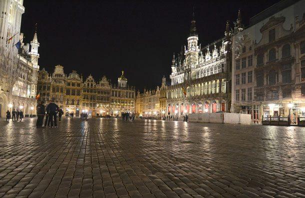 Terroralarm der höchsten Stufe in der belgischen Hauptstadt Brüssel: Sicherheitsbehörden befürchten Anschlag der IS-Terroristen (Foto: Marshall Rice, Pixabay)
