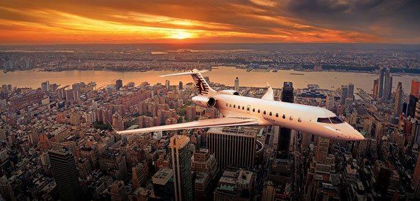 Die Nachfrage nach Business-Jets wächst. Das Angebot an neuen Flugzeugen wird immer größer. Auch österreichische Hightech-Unternahen mischen mit (Foto: Qatar Airways)