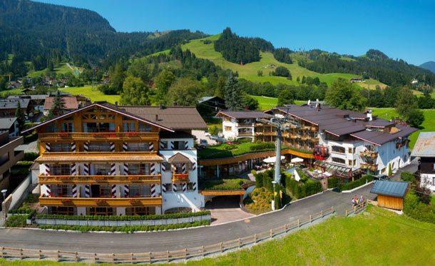 Tagen in Österreich: Das Best Western Premier Kaiserhof Kitzbühel ist unter die Top 3 der besten Seminarhotels in Tirol gewählt worden