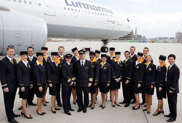 Lufthansa: Der Streik der Flugbegleiter dreht sich primär um die künftige Altersversorgung (Foto: Gregor Schläger/Lufthansa)
