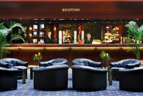 Das Maritim Hotel Magdeburg ist idealer Partner für Kongresse und Tagungen sowie Feierlichkeiten in privatem oder geschäftlichem Rahmen (Foto: Maritim AG)