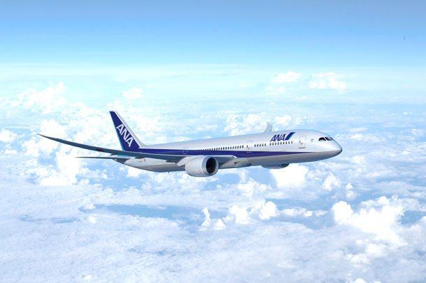 Die Airline ANA bietet für Geschäftsreisende und Touristen neue Flüge zwischen Japan und China (Foto: ANA)