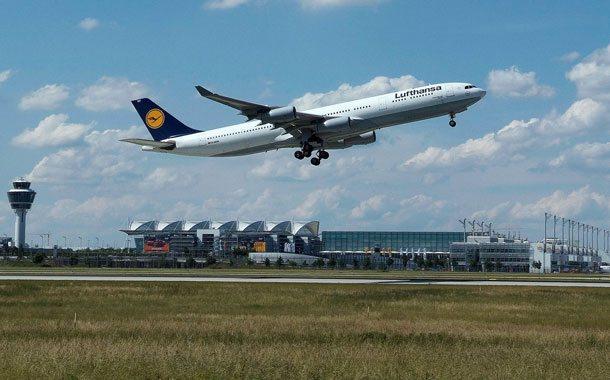 Mit drei Fernflügen in einer Woche ist Lufthansa mit dem Airbus A340-300 Richtung Urlaubsdestinationen gestartet (Foto: Ingrid Friedl, Lufthansa)