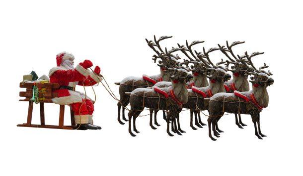 christmas weihnachtsmann schlitten610x356 travelbusiness. Black Bedroom Furniture Sets. Home Design Ideas