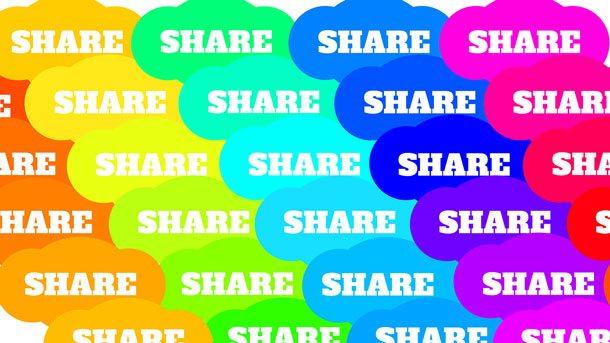 Teilen oder nicht teilen? Das ist die Frage, die sich Travel Professionals beim Thema Sharing Economy immer wieder stellen (Grafik: Pixabay)
