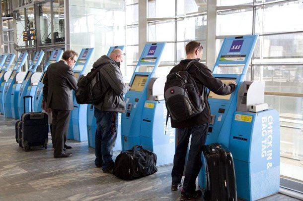 Wer nur mit Handgepäck fliegt, profitiert ab 27. April mit dem SAS Go Light-Tarif und spart Geld. Ideal für Geschäftsreisende (Foto: SAS)